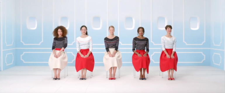 Airline Safety Video