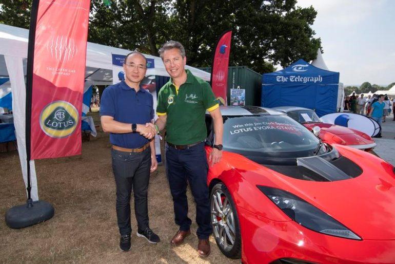 Jim Clark Edition Evora GT410 Sport