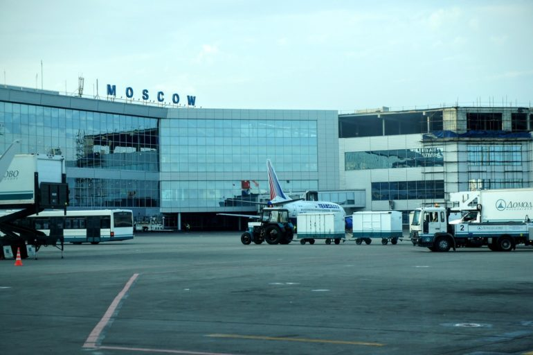 Russian airports busy for World Cup